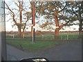 SJ7274 : Patmos lane joins Cheadle Lane by Ian Warburton