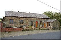 SD7612 : Four Lane Ends Congregational Church by Alexander P Kapp