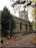 SP1682 : Parish Church of Saint Nicholas, Elmdon by peter lloyd