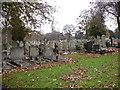 SP1284 : Yardley Cemetery by peter lloyd