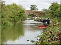 SU0961 : Kennet & Avon Canal by Michel Van den Berghe