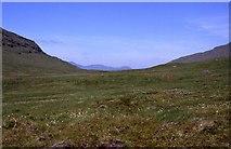 NN2423 : Bealach between Beinn a Chleibh + Meall nan Tighearn by Chris Heaton