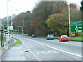 SX4959 : Approach to Derriford Roundabout by Gwyn Jones