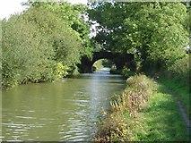 SU1661 : Kennet & Avon Canal by Michel Van den Berghe