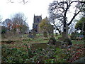 SE2710 : High Hoyland Church & Churchyard by Nigel Homer