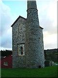 SW7145 : Engine House, Wheal Rose by Gwyn Jones