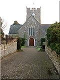ST0168 : St Tathan Parish Church by Nigel Homer
