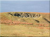 ST2594 : The Quarry at Mynydd Henllys by Darius Khan