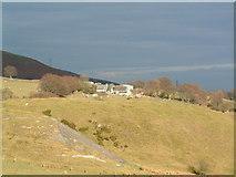 ST2694 : View of Craig Llywarch Farm, Henllys by Darius Khan