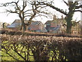 SJ8081 : Orrell House Farm, on Ostler's Lane by Ian Warburton