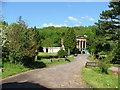 ST6071 : Arno's Vale Cemetery : Non-Conformist Chapel by Dave Napier