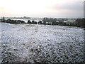 SP8722 : Wing: Buckinghamshire countryside in the winter by Nigel Cox