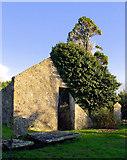 H7678 : Kildress Old Church by Linda Bailey