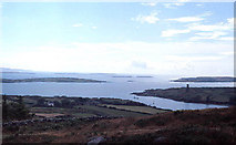 V9529 : Schull Bay and Castle Island by Martin Southwood