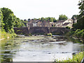 SD5191 : Nether Bridge on the River Kent, Kendal by ally McGurk