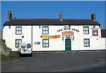 NZ1359 : The Bute Arms by Chris Tweedy