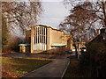 TQ1686 : St Cuthbert's Church, North Wembley by David Hawgood