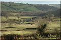 SO4322 : Lower Dyffryn Farm by Mike Hallett