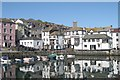 SW8132 : Custom House Quay, Falmouth by Tony Atkin