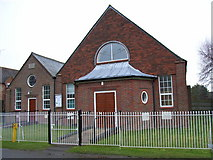 SU8497 : Naphill Methodist Church by Andrew Smith
