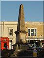 ST5777 : Westbury-on-Trym War Memorial by Linda Bailey