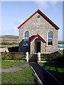 SW3726 : Escalls Methodist Chapel by Sheila Russell