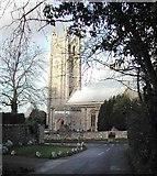 ST4968 : St Andrew's church, Backwell by FollowMeChaps