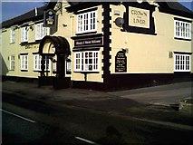 SJ3066 : Crown & Liver Pub Ewloe by chestertouristcom