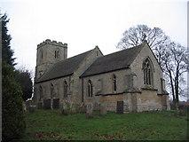 SK9922 : Church of St Nicholas, Swayfield by Tim Heaton