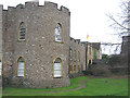 ST2224 : Taunton Castle, now County Museum by Martin Southwood