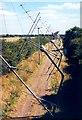 TL3854 : Radio telescopes by Patrick Mackie