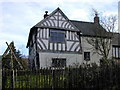 SJ5657 : Chantry House, Bunbury, built 1527 by Stephen Charles
