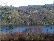 SH5661 : Fachwen above Padarn lake by Nigel Williams