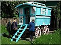 SP8801 : Roald Dahl's gipsy caravan by George Mahoney
