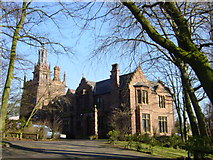 SJ4990 : Tower College, Rainhill by Sue Adair