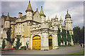 NO2595 : Scottish Baronial Balmoral Castle. by Colin Smith