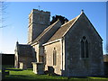 ST8055 : All Saints, Tellisford by Phil Williams