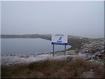 NS2474 : Greenock (No3)Reservoir by william craig