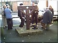 SJ6552 : Nantwich Pillory by chestertouristcom