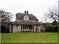 ST5678 : Oak Cottage, Blaise Hamlet by Linda Bailey