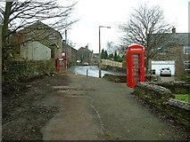 SE2209 : Lower Cumberworth by Nigel Homer