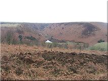 SE8693 : Long Gill Reservoir. by Steve Partridge
