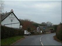 ST3997 : The Greyhound Inn by Colin Bates