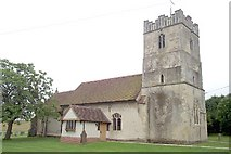 TM0649 : St. Mary, Offton by Geoff Pick