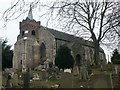 TG1712 : St Edmund's Church, Costessey by Katy Walters