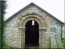 NT8255 : Edrom Norman Arch, Berwickshire by Kevin Rae