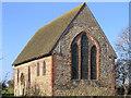TL8522 : Chapel of St. Nicholas by Angela Tuff