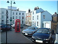 TR3753 : Alfred Square, Deal by Rosie Burnham