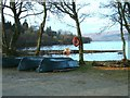 NN0621 : Boat hire at Ardbrecknish by Patrick Mackie