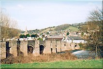 SO2118 : Crickhowell Bridge by Gordon Hatton